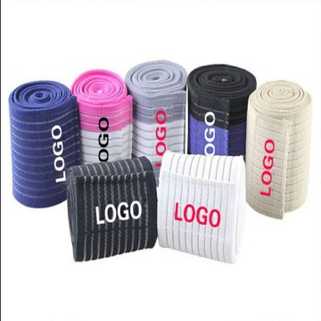 Workout fitness wrist wraps levantamento de peso personalizado
