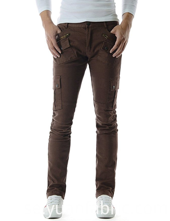 501mens Capri Denim Pants