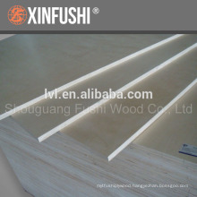 Birch plywood for America market
