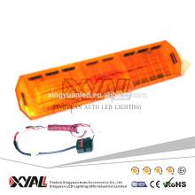 Gebrauchte LED Security Notlichtleiste für Polizeiaufnahmemittel
