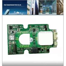 Venta caliente Schindler tablero de exhibición del elevador ID.NR.591873 / ID.NR.591874 / ID.NR.591875