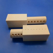 Porous Alumina Dispersing Gas Filling Valve Piston Valves
