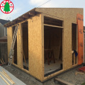 OSB board plywood building a house