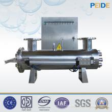 Traitement des eaux usées industrielles municipales Eau Stérilisateur UV