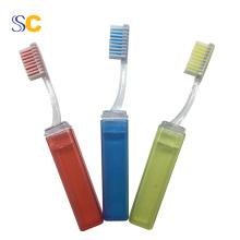 Travel Toothbrush For Adult Transparent Toothbrush