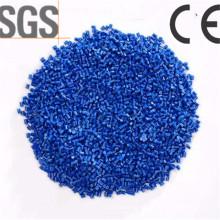 SGS blaue Farbe PP Harz Injektion Kunststoff recycelt PP