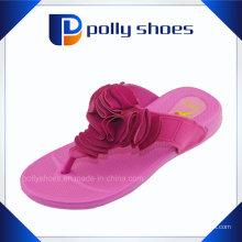 ОП женские розовые шлепанцы, летние пляжные сандалии, тапочки СЗТ
