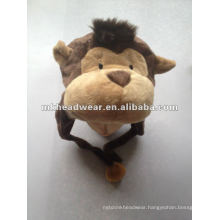 2012 fashion plush animal hat