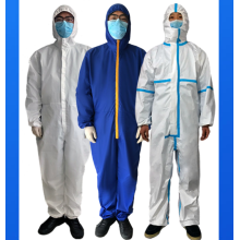 roupa de proteção cirúrgica médica para hospital