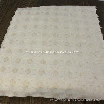 Tecido 100% algodão Waffle e tecido do favo de mel