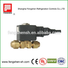 Guaranteed High Quality! FENGSHEN Solenoid Valves Direct-Acting SV1.6 SV2 SV3 Series (8 Types) (Pneumatic, Hydraulic devices)