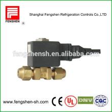 Гарантированное высокое качество! Соленоидные клапаны FENGSHEN прямого действия SV1.6 SV2 SV3 серии (8 типов) (пневматические, гидравлические устройства)