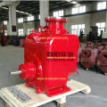 Diesel Engine and Electric Self Priming Sewage Centrifugal Water Pump