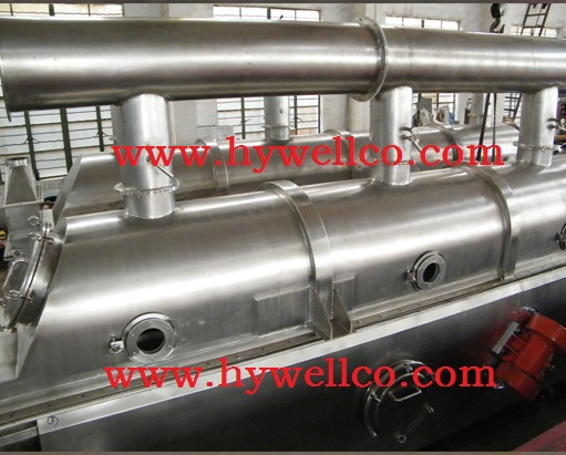 Boric Acid Vibrating Fluid Bed Dryer