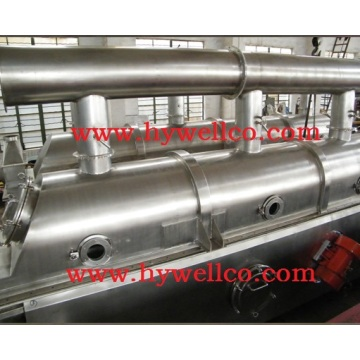 Malic Acid Getaran Fluid Bed Dryer