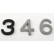 Custom Steel Aluminum Number
