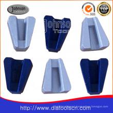 Diamond grinding block