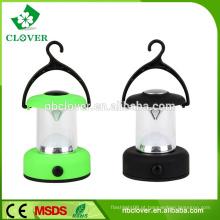Luz do diodo emissor de luz ao ar livre equipamento de camping luz de emergência de iluminação led levou levou lanterna