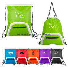 Drawstring Logo Bags for Promotion