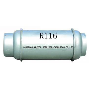 R116 Refrigerant gas