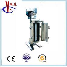Machine tubulaire de centrifugeuse de type de GF de Hongji 3 pour le séparateur solide liquide liquide