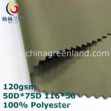Twill Polyester Memory Fabric for Garment (GLLML350)