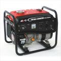 Pequeño generador de la gasolina de enfriamiento del aire del solo cilindro 12v monofásico