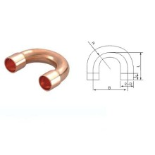 Copper U Bend - Air Conditioner Fittings