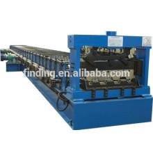 piso de acero galvanizado plataforma que forma precio concreto piso cubierta de la máquina a buen precio