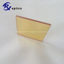 Ventanas protectoras de selenio de zinc para el sistema médico