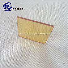 Fenêtres de protection au sélénide de zinc pour système médical