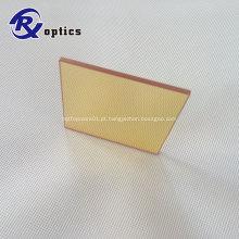 Janelas protetoras de seleneto de zinco para sistemas médicos