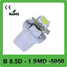 B8.5D conduziu a lâmpada do traço 1 SMD 5050