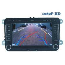 Hualingan Navegación GPS para Volkswagen Beetle / Caddy / Tiguan / Scirocco Reproductor de DVD de coche