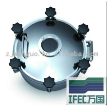 Sanitary Stainless Steel Manhole Cover (IFEC-MH100005)