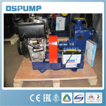 ZX self-priming diesel water pump and fire system