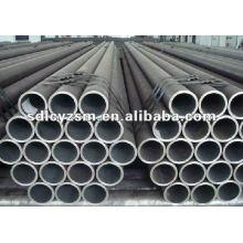 ASTM A 53 ERW soldadura tubo / tubo de acero al carbono