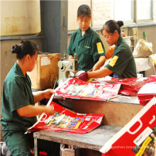 Bolso tejido laminado PP de BOPP para arroz / harina