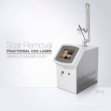 aesthetic medical devices portable co2 laser scar removal machine