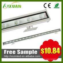 led linear tube 8 feet led wall washer light 18w