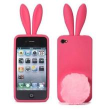 Caixa de telefone móvel de silicone barato para Ipnone 5 / 5s / iPhone 6 / 6s