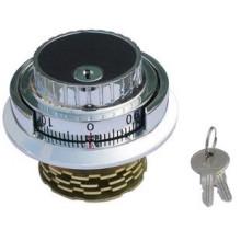 Combinaison Safe Lock, Verrouillage sécurisé de la roue (AL-820S)