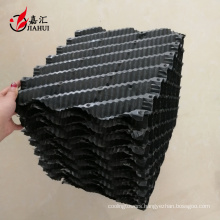 High quality square and black cooling tower fill