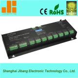 LED digital DMX512 decoder 7A x16CH DC12V 24V DE8516