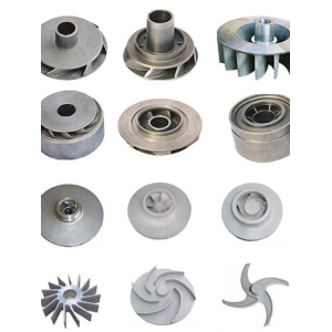 Custom made Iron Pump Castings
