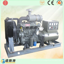 50kw Бесщеточный дизельный генераторный агрегат с двигателем марки