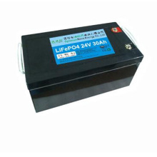 Rechargeable UPS 24V 30ah LiFePO4 Battery Packs