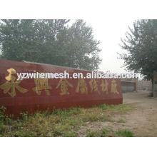 Alambre de hierro galvanizado tipo u (fabricante)