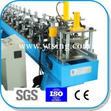 Passed CE and ISO YTSING-YD-6602 Full Automatic Gutter Roll Forming Machine