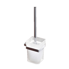 Toilet square toilet brush suit